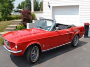 1967 ford Ford Mustang Convertible
